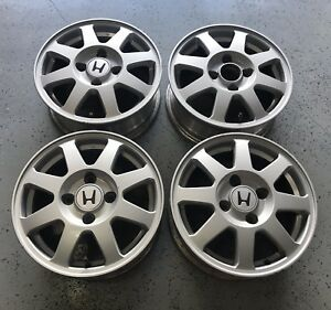 Honda Accord 2002 15 Factory Oem Wheels Rims Set 1992 2001