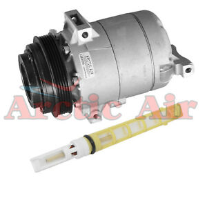 A C Compressor W Yellow Orifice Tube For 2002 05 Olds Alero Pontiac Gr Am 67280