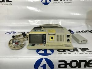 Zoll 1700 Defib With Pacing Ecg Analyze aed Mode