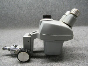 Bausch Lomb 0 7x 3x Stereozoom Microscope With Lens tested