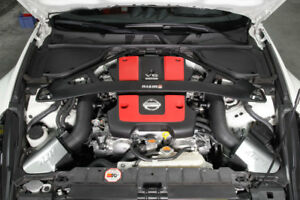 Aem Performance Dual Cold Air Intake Induction System Kit Cai Z34 370z 09 19 New