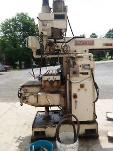 Sharp Vh3 Mill Used