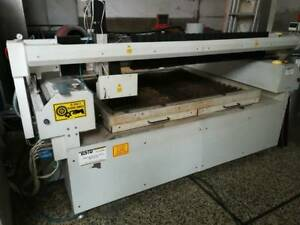 Esto Ml35 2 lm Yag Cnc Laser Cutting Machine 1250 1500mm