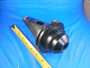 Parlec Cat 50 Morse Taper 3 End Mill Tool Holder Cnc Machining C50 03mt2