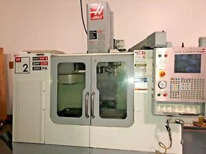 Haas Vf 2 Vertical Machining Center