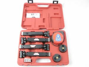 Ez Red Laser Axle And Wheel Alignment Tool Ez Line Truck Trailers