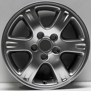 New 16 X 6 5 Replacement Wheel For Toyota Highlander 2001 2007 Rim 69397