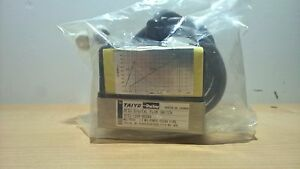 new taiyo Parker Dfs3 1200 dc24v Digital Flow Switch Fluid Used water Rc3 8
