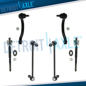 Inner Outer Tie Rod Sway Bars For 2007 2008 2009 2010 2011 2012 2013 Acura Mdx