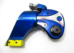 Hytorc Hy 10mxt Hydraulic Torque Wrench 1 1 2 Inch Drive Mxt 10 Excellent