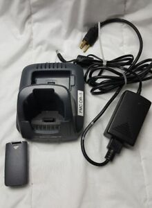 Handheld Product Charging Dock W Battery Power Cord Lot Of 4 9500 hbe