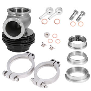 38mm Exhaust Wastegate External Turbo For Honda Tial Mvs V Band And Flanges New