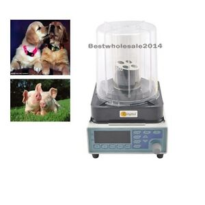 Veterinary Anesthesia Ventilator Breath Machine Electric Pulmotor Animal Ce Sale