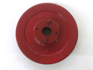Cub Tractor Pto Pulley For Woods Mower