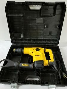 Dewalt 10 5amp 1 1 8 Corded Sds max Chipping Rotary Hammer D25810k sy
