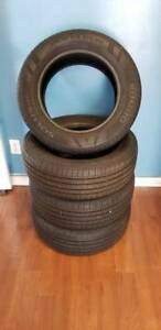 4 Pre Owned Kuhmo Solus 205 60r15 Tires All Season