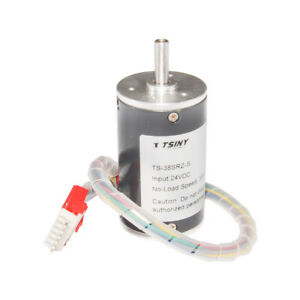 38srz s 12v 24v Diameter 38mm Low Noise Brushless Dc Motor Adjustable Speed