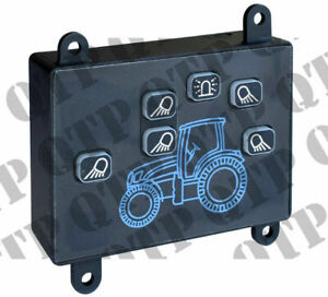 Ford New Holland 47571855 Light Control Panel New Holland T6 T6000 T7 T6010 T60