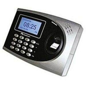 Acroprint 10250000 Timeqplus Proximity Biometric And Attendance System Automat