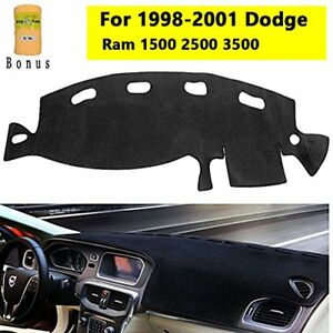 Big Ant Carpet Dashboard Cover For Dodge Ram 1500 2500 3500 1998 2001 Dash Mat