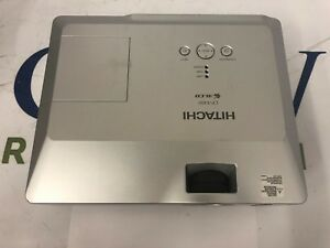 hitachi Cp X400 3lcd Multimedia Projector Fully Functional