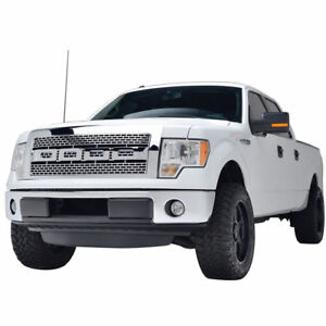 09 14 Ford F 150 Grille Chrome Abs Raptor Conversion Replacement Grill Grille