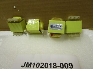 Lot Of 25 Cet Technology Ppc24 35 Power Transformer Ct 2604 2 Pc Low Mount New