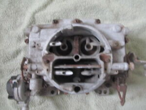 65 66 Buick Carter Carburetor Original