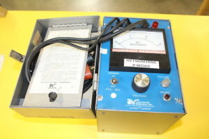 Associated Research Ac Jr Hypot Tester Model 4025a Used