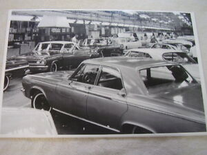 1965 Dodge Coronet S On Assembly Line 11 X 17 Photo Picture