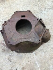 1971 3 Ford Mustang Torino 351 4 Speed Bell Housing Dita 6394 Aa