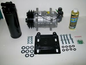 York To Sanden A c Two Groove Compressor Conversion Kit With Heavy Duty Seltec