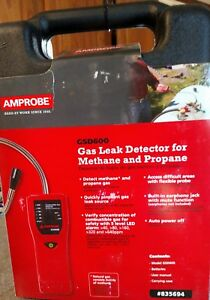 New Amprobe Gsd600 Gas Leak Detector For Methane And Propane Ship Usps Priority
