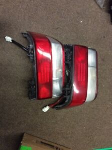 Pair 1997 Toyota Corolla Tail Lights