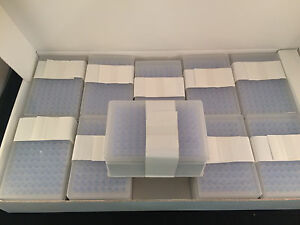 Molecular Device 200ul Pipette 96 well Tips 10 Trays Nib