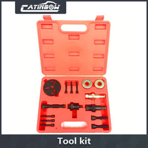 Ac Compressor Clutch Remover Puller Installer Installation Air Condition Tools