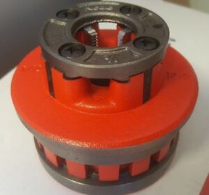 Ridgid 37390 12r 1 2 Npt Die Head Complete New In Box