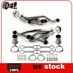 265 400 Stainless For Oldsmobile Buick Racing Manifold Header V8 Small Block Sbc