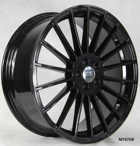 22 Wheels For Bmw 740i 750i Xdrive 2016 Up staggered 22x9 10