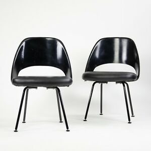 1968 Knoll Eero Saarinen Armless Executive Chairs Sets Avail Mint Eames 16 Avail