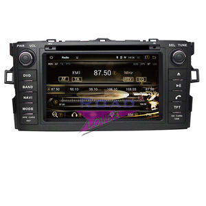Octa Core Android 8 0 Car Dvd Player For Toyota Auris Corolla 2012 Radio Unit