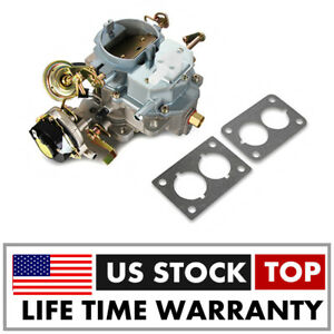 258 159 New Carburetor 2 Barrel Bbd Carter Type Amc Jeep Wagoneer Cj5 Cj7 4 2l