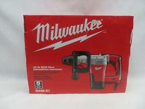 Milwaukee Demolition Hammer Drill 5446 21
