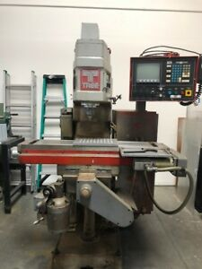 Tree Journeyman 325 Milling Machine