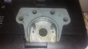 Bridgeport Milling Machine Servo Power Feed Table End Cap Cover