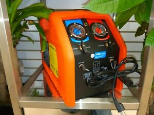 2 Port Refrigerant Recovery Machine