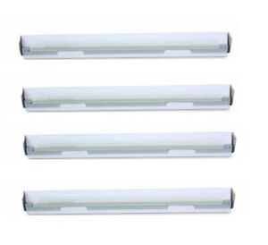 4 Xerox Docucolor Drum Cleaning Blade 240 242 250 252 260 Wc 7655 13r603 13r602