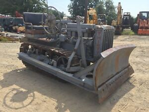 1929 Caterpillar 30 Dozer Complete And All Original Clean Please Call
