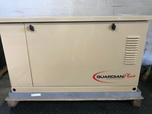 Generac 7kw Generator Lp Ng Never Used With 100 Amp Ats