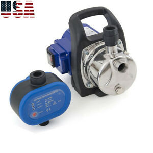 110v 1200w 3500l h Electric Transfer Brushless Submersible Motor Water Pump Usa